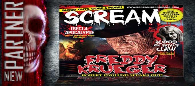 Scream Horror Magazin